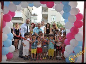 Nişantaşı Akademi Kreş ve Gündüz Bakım Evi Açıldı