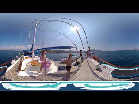 Fethiye Mavitur - 360 Derece Video Çekimi