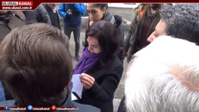 HDP'li Yeliz Karaaslan tutuklandı
