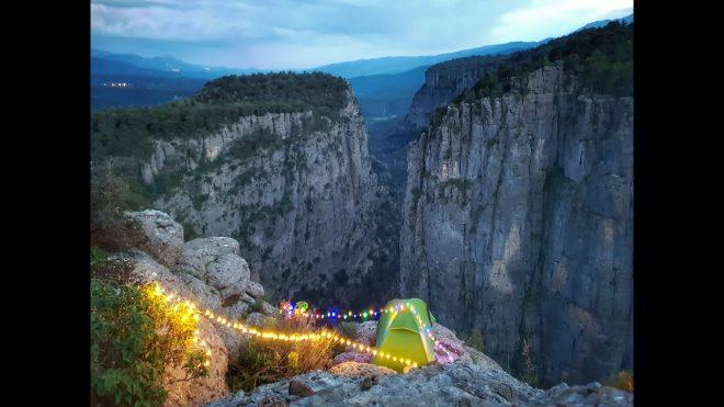 Antalya Tazı Kanyonu Nerede Tazı Kanyonu Nasıl Gidilir Tazı Kanyonu Kamp Tazı Kanyonu Yol Tarifi
