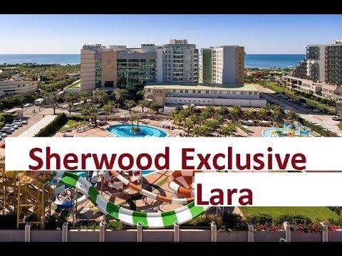 Sherwood Exclusive Lara Antalya Hotel