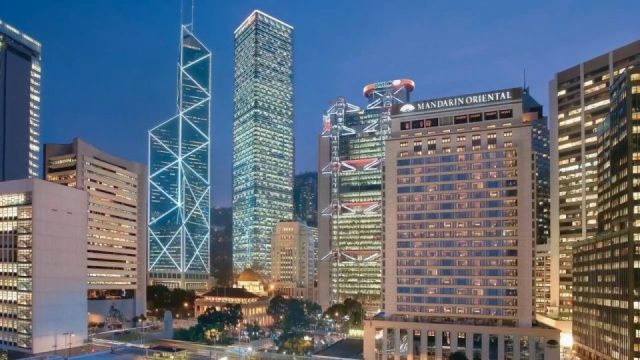 Hotels in Hong Kong Best Luxury Business Hotel Business Trip Advice