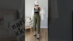 Bayan Pantolon Modelleri Kadın Moda Bayan Giyim Bol Kot Pantolon Çeşitleri Pantolonlar