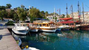 Antalya Yat Limanı İskele - Antalya Turistik Yerleri Gezilecek Yerler