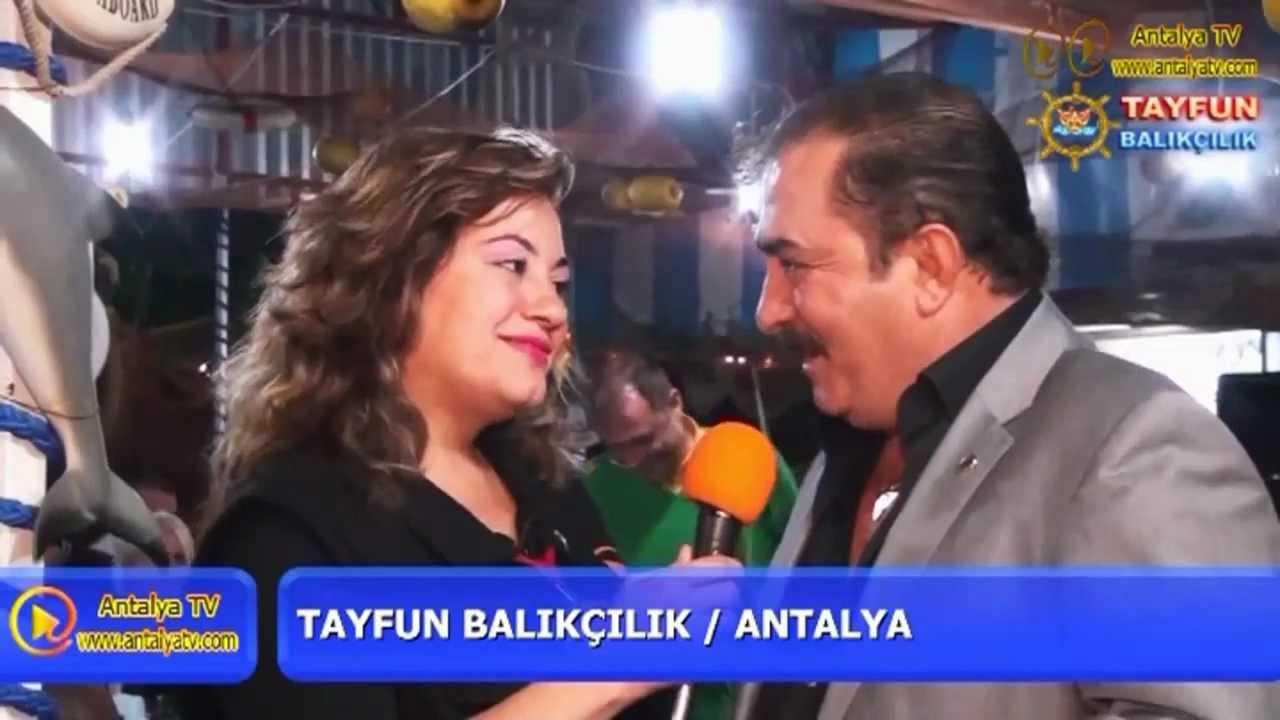 Tayfun Balıkçılık – Antalya Balıkevi – Liman Antalya – Antalya Restaurant Gece Alemi