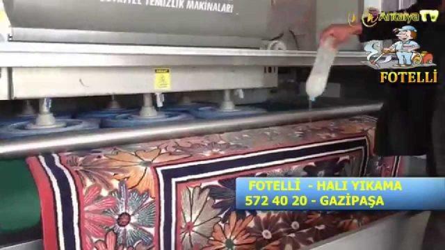 Gazipaşa Halı Yıkama Temizleme 0242 572 40 20 Fotelli Ahmet Alp Firmaları