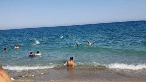 Küçük Çaltıcak Plajı Yürüyüş - Antalya Piknik Alanları Gezi Tatil - 1/7