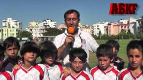 ASKF Antalya Spor Kulübü Federasyonu - Minik Kramponlar Futbol Kampı