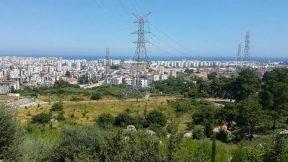 Antalya Şehir Manzarası - Deniz Orman Şehir