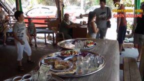 Antalya Gezilecek Yerleri - Muhtarın Yeri Sakin Gözleme - Antalya Çakırlar Kahvaltı