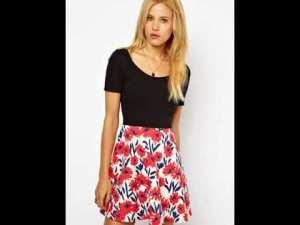 Yazlık Elbiseler 2019 Kadın Moda Bayan Giyim Kıyafet Çeşitleri Modelleri
