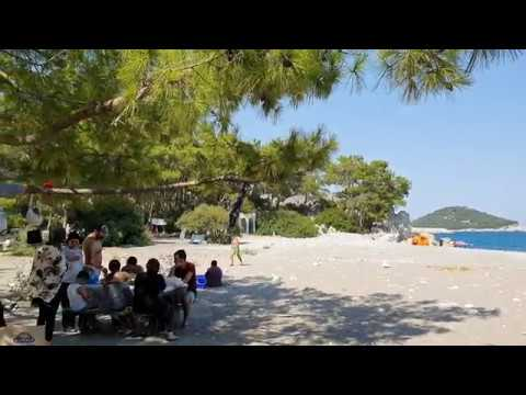 Antalya Piknik Alanları Küçük Çaltıcak Mangal Yeri Mesire Alanları Gezi Tatil