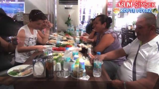 Aslım Şimşek Köfte Piyaz Salonu - Aksu Antalya