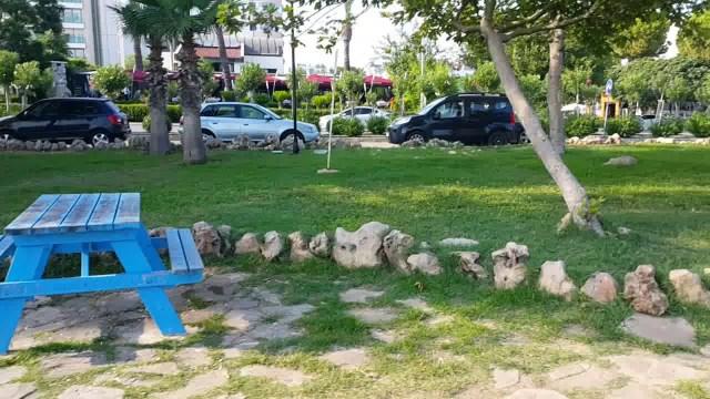 Antalya Eski Lara Yolu Barınaklar Yürüyüş - Antalya Gezi Tatil 4/27