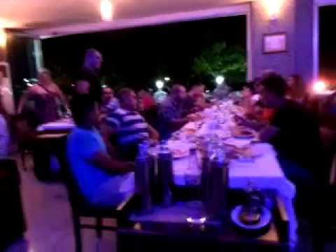 Çakırkeyf Et & Balık Restaurant – Antalya – 21.08.2012 Canlı Yayın