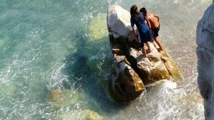 Antalya Küçük Çaltıcak Kayalıklarından Deniz Manzarası - Antalya Gezilecek Yerleri
