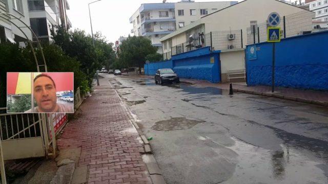Antalya'da gökten yağmur değil ılık su yağdı - Antalya Çok Sıcak