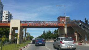 Antalya Şehir Merkezi - Türkay Otel Kavşağı Migros Cam Piramit 100. Yıl