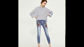 Bayan Pantolon Modelleri Kadın Moda Bayan Giyim Pantolon Çeşitleri Kot Kumaş Pantolonlar