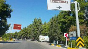 Antalya Korkuteli Yolu - Antalya Gezi Tatil - 11/30