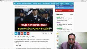 Polis Akademisi'nden polis alımı hakkında duyuru - POMEM Sınav Duyurusu