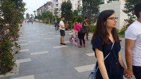 Boğaçayı Parkı Yürüyüş Alanı - Antalya Konyaaltı Gezi Tatil Tur