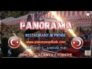 Dimçayı Kahvaltı Restaurant Panorama Piknik Alanya Gezilecek Yerleri 0541 518 22 12