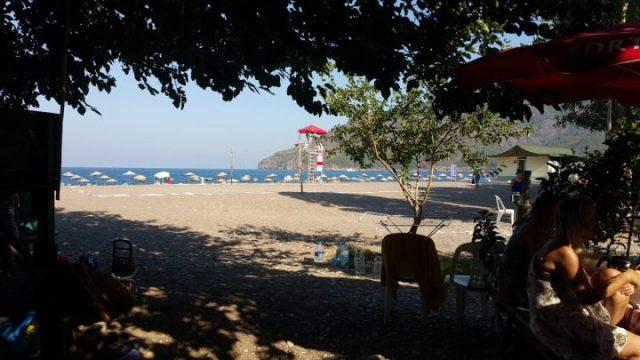 Güneşin Yeri Camping Adrasan Çadır Konaklama (13)