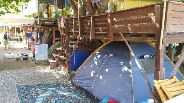 Güneşin Yeri Camping Adrasan Çadır Konaklama (7)
