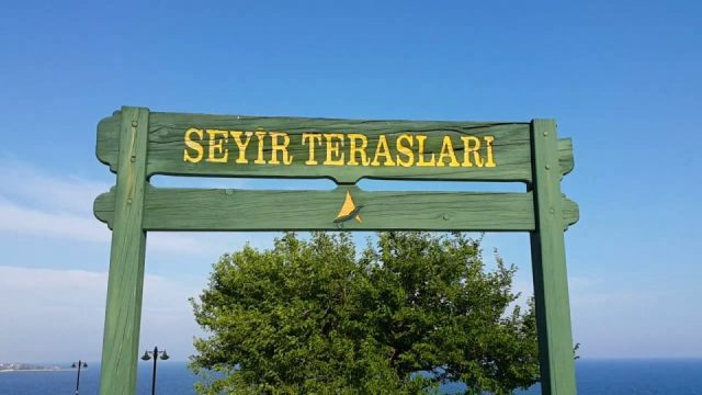 Antalya Eski Lara Yolu Barınaklar Yürüyüş - Antalya Gezi Tatil 6/27