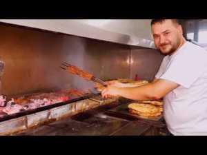 Antalya Meşhur Restoranlar Şişçi Ramazan Uncalı Antalya Şiş Köfte Piyaz