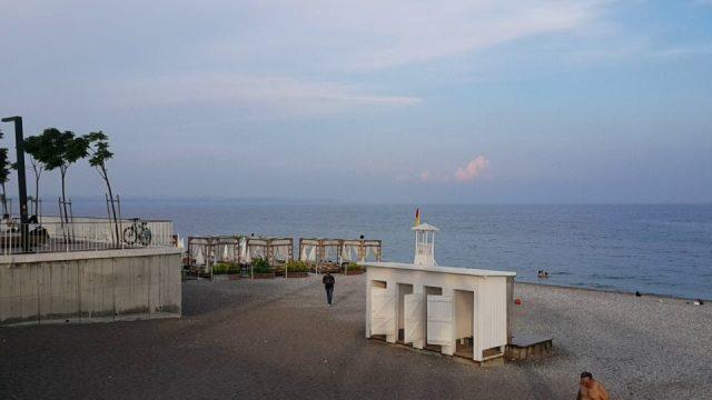 Konyaaltı Plajı Deniz Manzarası - Antalya Gezi Tatil