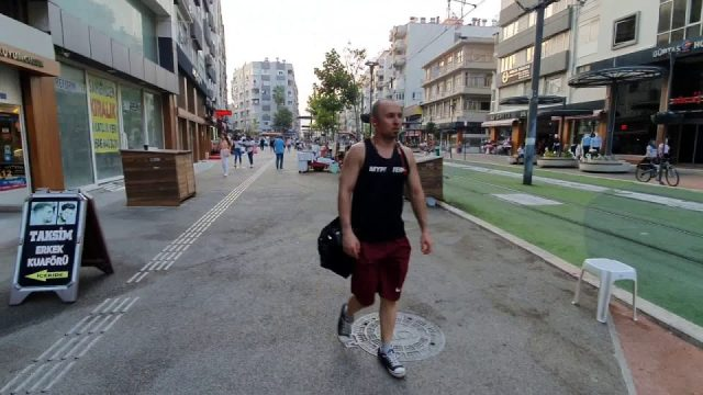 Antalya Kapalı Yol Şarampol Caddesi – Antalya Şehir Merkezi Gezi Tatil – 4/9