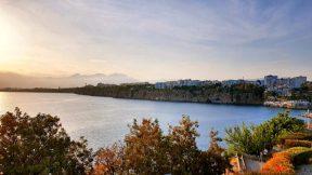 Antalya Karaalioğlu Parkı - Hıdırlık Kulesi Antalya Turistik Yerleri