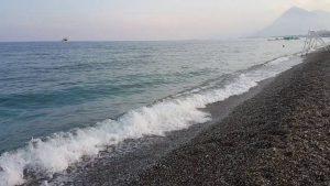 Antalya Denizi ve Huzur Dolu Bir Akşam Üzeri - Gezi Tatil