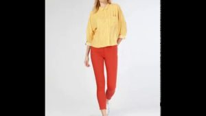 Bayan Pantolonlar 2019 Bayan Giyim Deri Kumaş Yazlık Yeni Pantolon Modelleri Çeşitleri Kombinleri