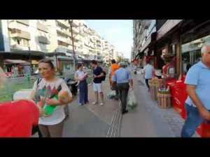 Antalya Şarampol Caddesi Kapalı Yol Markantalya İstikameti - Gezi Tatil - Full