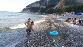 Antalya Plajlarında Yürümek - Denizi Hisset Gezi Tatil Tur Full