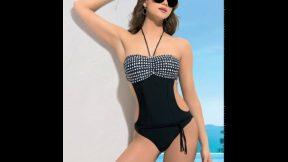 Bikini modelleri mayo çeşitleri plaj giysileri havuz kıyafetleri bayan giyim kombinleri