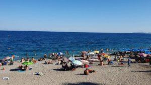 Antalya Deniz Manzarası Konyaaltı Plajı Antalya Gezilecek Yerleri Gezi Tatil