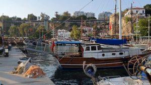 Yat Limanı İskele Antalya Gezilecek Yerleri - Antalya Tatil