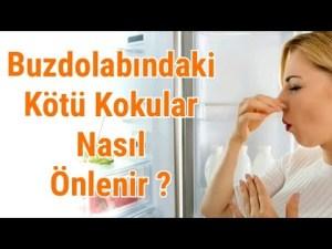 Buzdolabındaki kötü kokular nasıl önlenir ? - Pratik Bilgiler