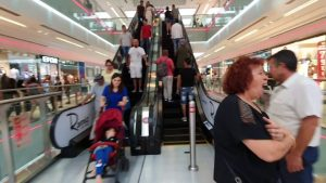 Markantalya AVM Mağazaları Dolaşın - Antalya Gezi Tatil - 9/20