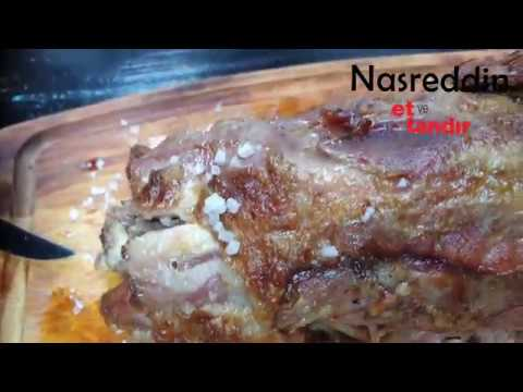 Tandırda Son Nokta: Kuzu Gerdan - Nasreddin Restaurant Erdal Efe