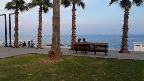 Konyaaltı Sahili Yürüyüş Yolu Antalya Gezi Tatil - 6/8