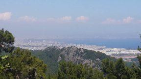 Antalya Manzarası - Altınyaka Yolu Antalya Gezi Tatil Tur