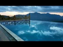 Olimpos da satılık bahçeli, havuzlu süper lüks villa - 2.095 m2 - 1.250.000 TL.