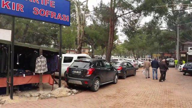 Çakırlar Kahvaltı Antalya Köy Kahvaltısı Arife Kır Sofrası - 0242 439 4612