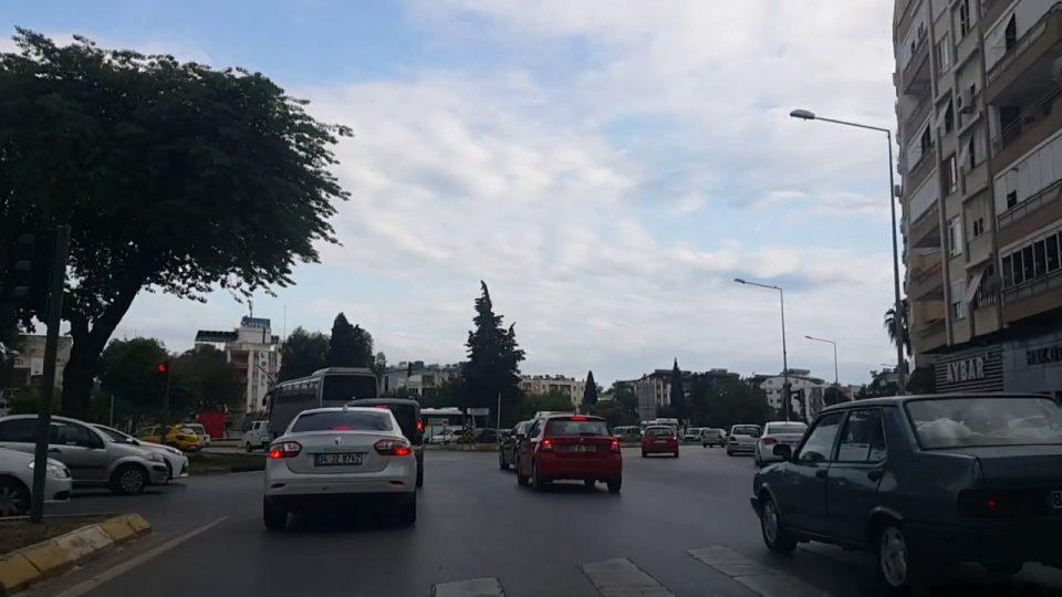 Real Kavşağı Çevre Yolu Arası – Fatih Caddesi – Antalya Şehir İçi – Şehir Merkezi
