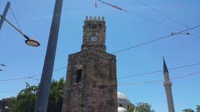 Antalya Saat Kulesi Yivli Minare Antalya Gezilecek Yerler Tatil